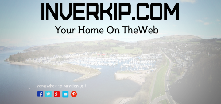 Inverkip home page image