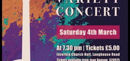 Inverkip Concert